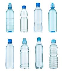 water plastic bottle drink
