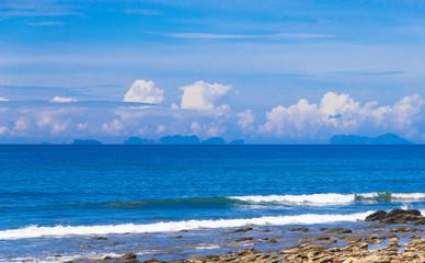 Shore Landscape White Sand