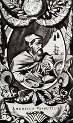 Amerigo Vespucci,  Italian explorer and cartographer