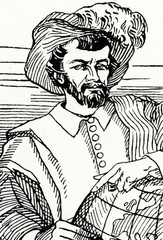 Juan Sebastián Elcano, Spanish Basque explorer