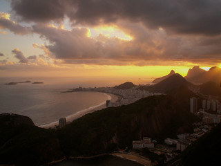 Rio Sunset Coast View
