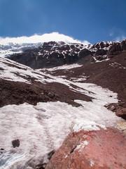 Chimborazo Snow Trail