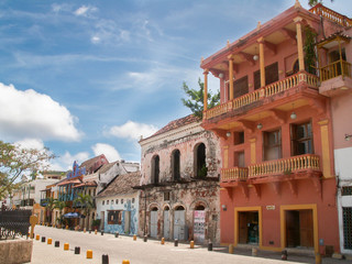 Cartagena Buildings