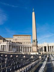 Obelisk, Saint Peter's Square, Rome
