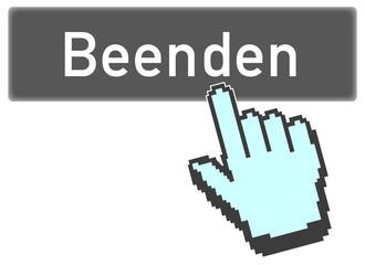 Beenden, Icon, Symbol
