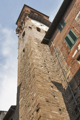 Tower delle Ore, Lucca, Italy