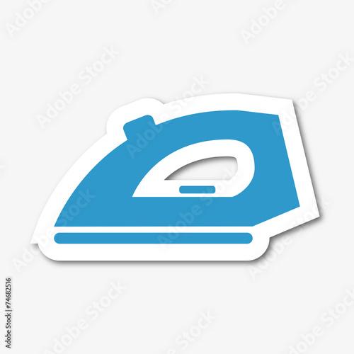 logo repassage fichier vectoriel libre de droits sur la banque d 39 images image. Black Bedroom Furniture Sets. Home Design Ideas