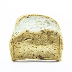 Gold texture on whole grain bread