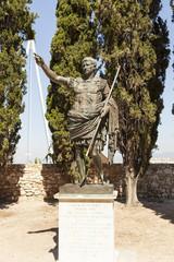 Статуя императора Августа. Таррагона