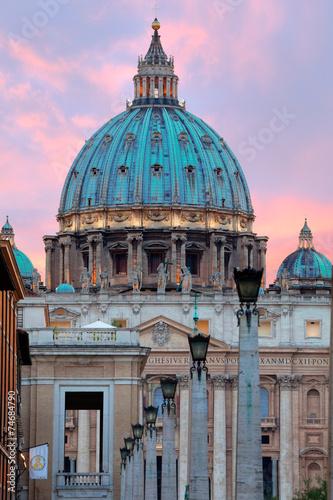 St. Peter's Basilica Vatican - 74684790