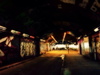 Central London tunnel