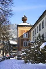 Garmisch-Partenkirchen. Bavaria. Germany
