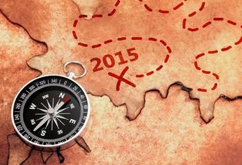 Der Weg ins Jahr 2015 - Konzept