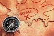 Leinwandbild Motiv The way to the goal