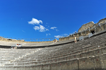 Orange, Teatro Romano - Provenza
