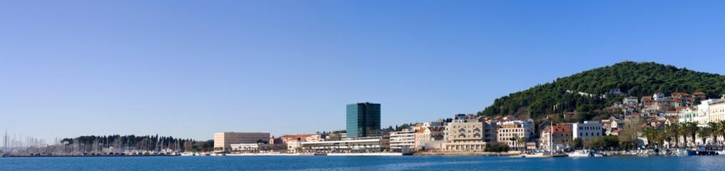 West Coast Riviera in Split, Croatia.