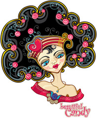 Beautiful Candy. Carmen.
