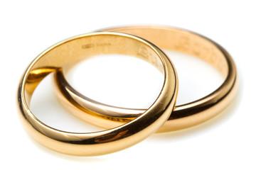 couple of wedding rings