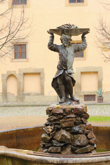 Fountain in Kutna Hora