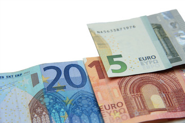 year 2015  in Euro notes