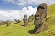 Rapa Nui National Park on Easter Island - 74694307
