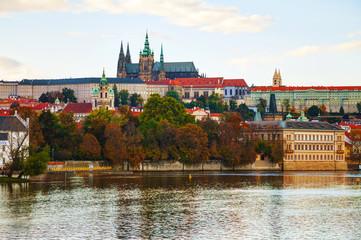 Old Prague overview