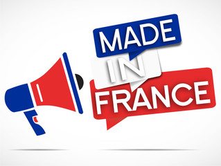 megaphone : made in france