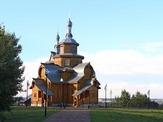 Пещерный православный монастырь Игнатия Богоносца