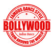 Постер, плакат: Bollywood stamp