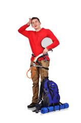 mtired an hiker
