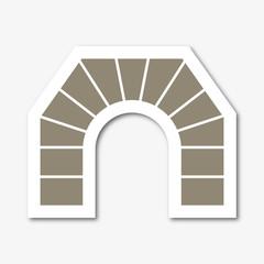 Logo tunnel.