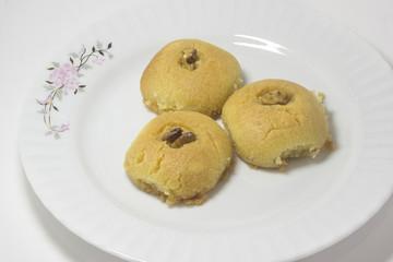 Delicious Turkish Dessert Şekerpare2