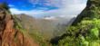 Panoramic view of island of Santo Antao, Cape Verde - 74699780