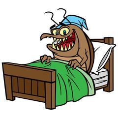 Bed bug bedtime