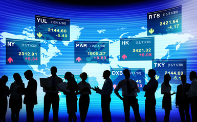 Stock Exchange Market Trading Concepts