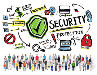 Ethnicity People Community Cheerful Security Protection Concept