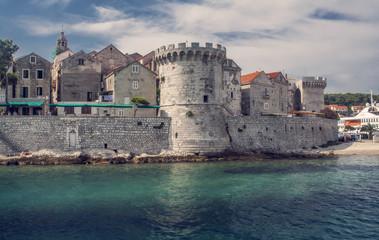 Croatian old town