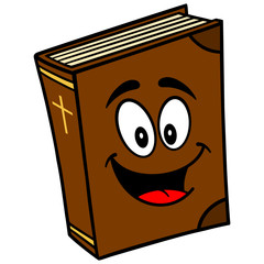Bible School Mascot