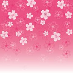 桜 パターン