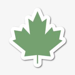 Logo feuille.
