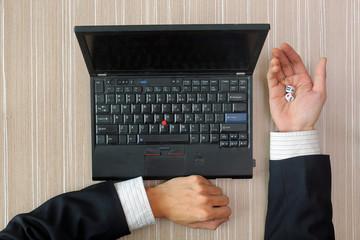 Online business risk