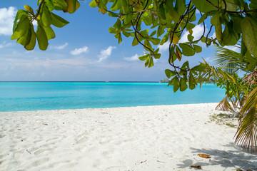 Heaven in Maldives