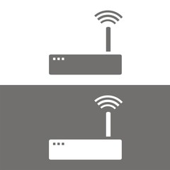 Icono router wifi BN