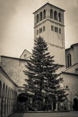 Campanile della Basilica di San Francesco ad Assisi