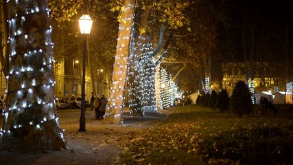 zagreb in december