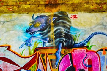 Graffiti metropolitani 5