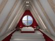 Dachbodenausbau Interior Schlafzimmer
