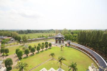 Three Kingdoms Park, Pattaya Thailand