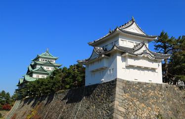 名古屋城と隅櫓