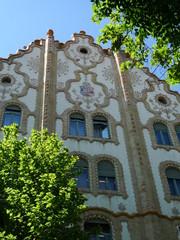 Budapest Caisse d'épargne de la poste